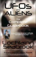 "alt=""The front cover of Lochlainn Seabrook's book UFOs and Aliens: The Complete Guidebook"""