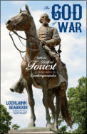 "alt=""The front cover of Lochlainn Seabrook's book The God of War: Nathan Bedford Forrest"""