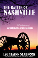 "alt=""The front cover of Lochlainn Seabrook's book The Battle of Nashville"""