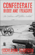"alt=""The front cover of Lochlainn Seabrook's book Confederate Blood and Treasure: An Interview With Lochlainn Seabrook"""