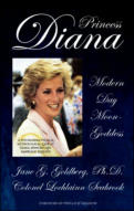 "alt=""The front cover of Lochlainn Seabrook and Jane G. Goldberg's book Princess Diana: Modern-Day Moon Goddess"""