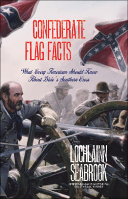 """Confederate Flag Facts"" from Sea Raven Press (hardcover)"