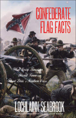 """Confederate Flag Facts"" from Sea Raven Press (paperback)"
