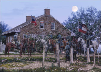 """Headquarters, Gettysburg"" by John Paul Strain"