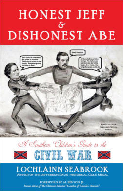 """Honest Jeff and Dishonest Abe"" from Sea Raven Press (paperback)"