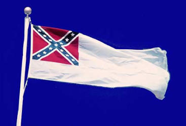 Second National Confederate Flag from Sea Raven Press