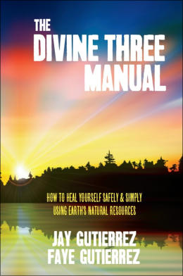 """The Divine Three Manual"" from Sea Raven Press (hardcover)"