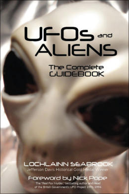 """UFOs and Aliens: The Complete Guidebook"" from Sea Raven Press (hardcover)"