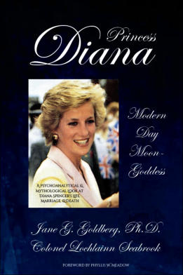 """Princess Diana: Modern Day Moon-Goddess"" from Sea Raven Press (hardcover)"