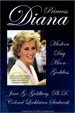 """Princess Diana: Modern Day Moon-Goddess"" from Sea Raven Press (paperback)"