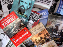 Our Civil War books are written from the South's perspective!